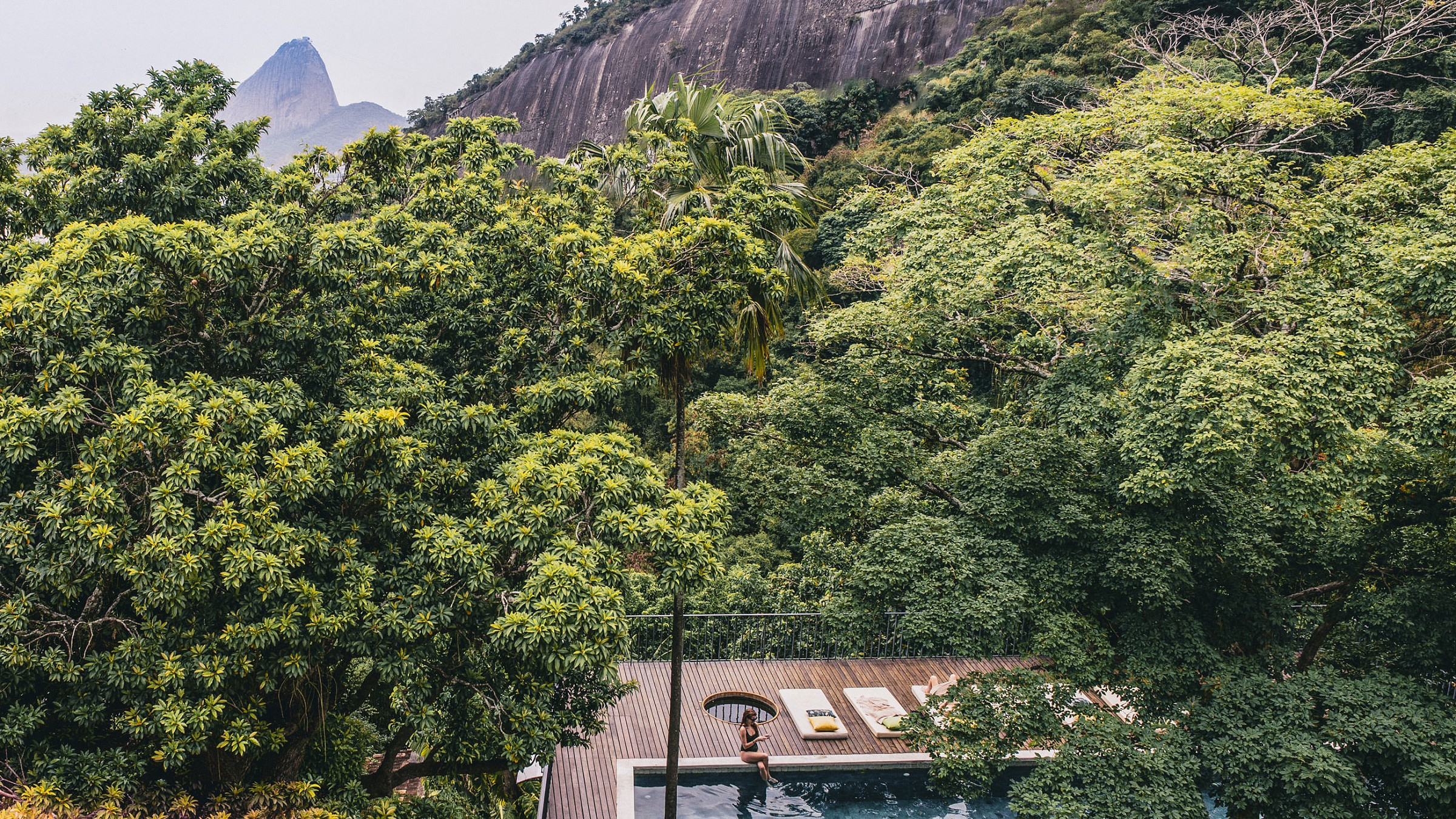 Brazilian Modernist Villa In Rio De Janeiro