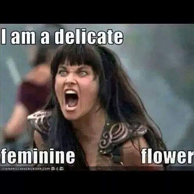 Treat ladies with gentle care. regram @flopculture #Monday #mondaymotivation #flopculture #xena #xenawarriorprincess #tvshow  #video #vhs #movie #film #films #videos #actor #actress #cinema #dvd #amc #instamovies #star #moviestar #bosschick