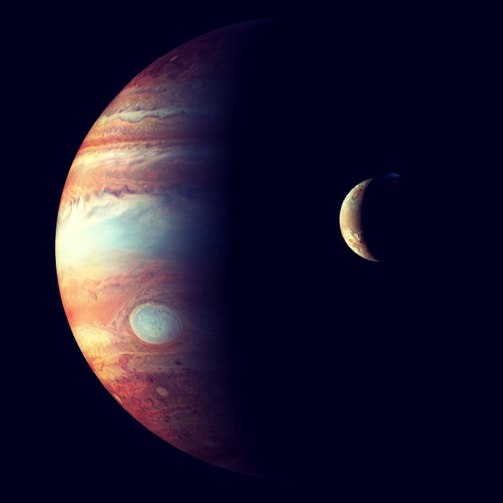 Biggest gas planet in our solar system. Jupiter. #astrophotography #nasa #newhorizons #photography #photo #photos #pic #pics  #picture #pictures #snapshot #art #beautiful #instagood #picoftheday #photooftheday #color #all_shots #exposure #composition #moment