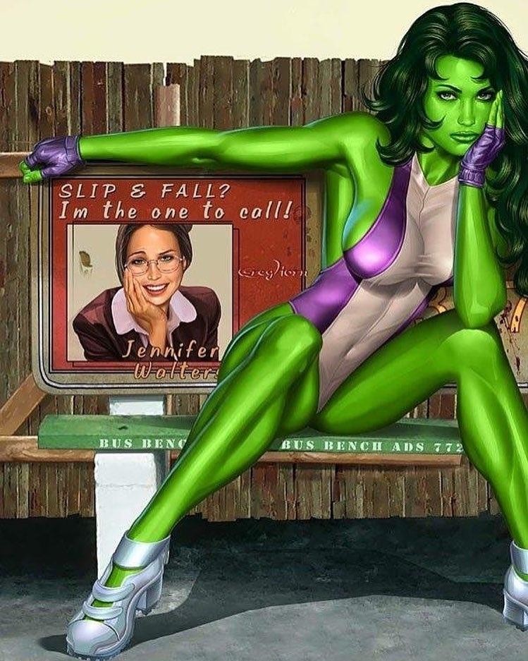 Making green ladies sexy since 1983. regram @mystique.arts She Hulk By Artist: @greghornart  #Shehulk #JenniferWalters #Hulk #Art #DigitalArt #Artwork #Illustration #Amazing #Artist #DigitalArtist #GregHorn #ArtisLife #SupportArt #ArtPositive #Love #Dccomics #Marvel #StarWars #Disney #Anime #Photooftheday #Artoftheday #TeamVillain #VillainQuinn #MystiqueQuinn 