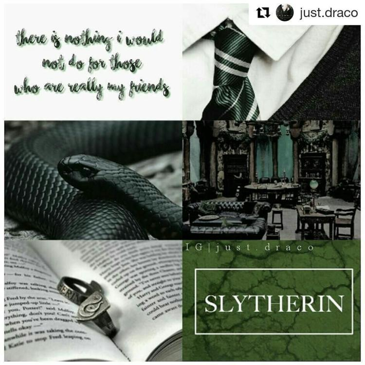 """#Repost @just.draco ・・・ 《there is nothing I would not do for those who are really my friends》 • • First of my Hogwarts House aesthetics: Slytherin ▪ ▪ I know, I'm not really good in make aesthetics but I hope you will like them all! 😘 ▪ ▪ Comment """"💚"""" when you're a proud Slytherin ⬇ ▪ ▪ #QOTD Last song you listened⁉  #AOTD As Wish For Something More by Amy MacDonald – #myedit#edit#hogwarts#houses#gryffindor#ravenclaw#hufflepuff#slytherin#hogwartshouses#hp#slytherinhouse#slytherin#jkrowling#aesthetic# quote"""