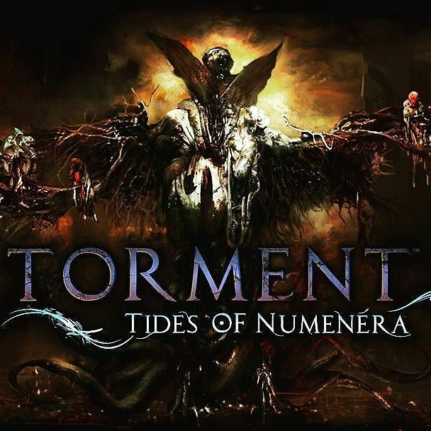 Playing Torment Tides of Numenera. I have mixed feelings about it. #videogames #torment #planescapetorment #tormenttidesofnumenera #rpg