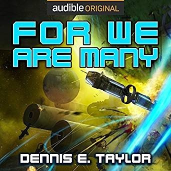 The second book in the Bobiverse is out, and it's a riot. There are many Bobs now, fixing the earlier problems and coming up against new ones. #Wearelegionwearebob #scifi #spaceopera #bob #audiobook #audible #bookstagram