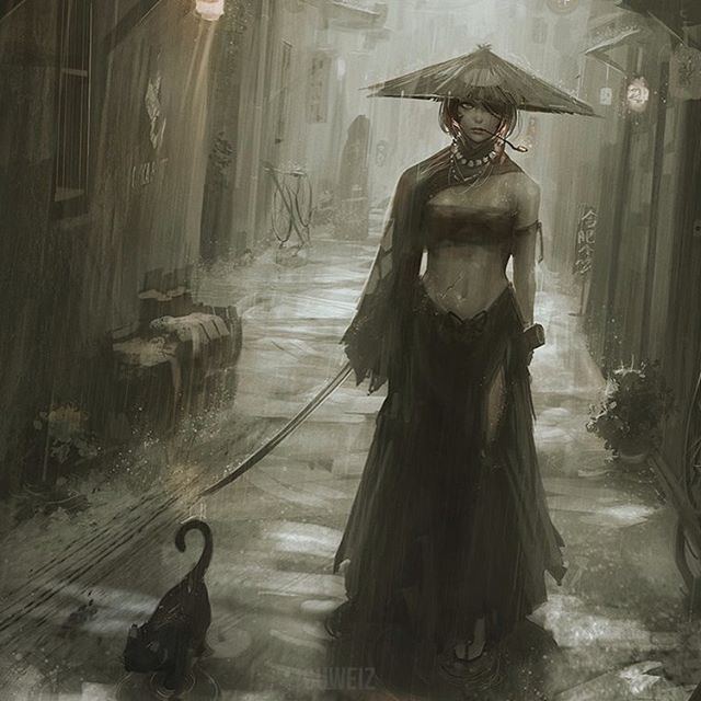 Black kitty makes this  a Halloween post. Lol. regram @samurai.warriors.club #samurai #asia #japan #katana #japanesetattoo #ronin #japanesegirl #shuriken #arrow #america #oni #bow #onimask #sword #claws #usa #suit #fight #shinobi #anime #japanese #night #tradition #manga #asian #artр #Halloween #blackcat