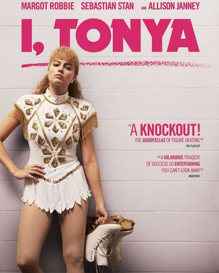 Can't wait to see this, I honestly think Margot Robbie has got the whole package. She's talented and gorgeous. #actress #margotrobbie #itonya #cinema #cinephile #oscarbait