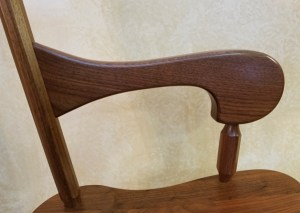 Medium Arm style for arm chair