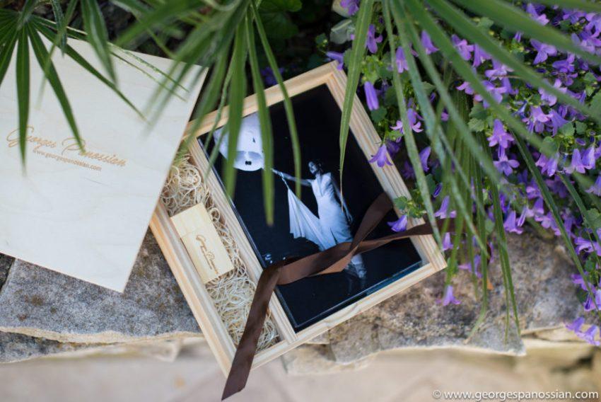 Coffret Clé USB Photo Mariage