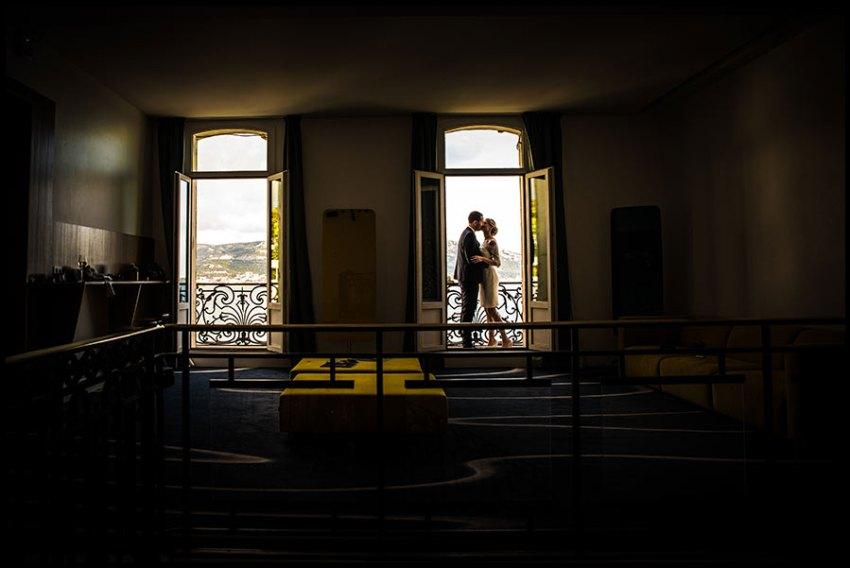 photographe mariage villa Gaby