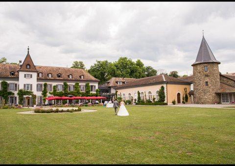 Photographe Château De Bossey
