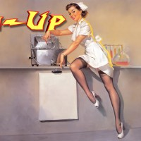 A Few More Gil Elvgren Wallpaper's