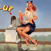 More Gil Elvgren Wallpapers