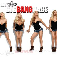 The Big Bang Babe