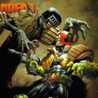 Another Judge Dredd Mega Special Wallpaper