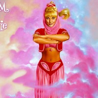 Another I Dream Of Jeannie Wallpaper