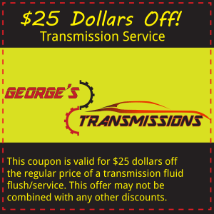 25 dollars off transmission flush service casa grande arizona