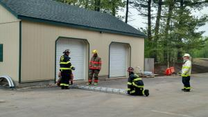 Photos: Georgetown Fire Department Conducts Training at Fire Station