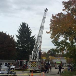 Photos: Georgetown Fire Department Hosts Open House