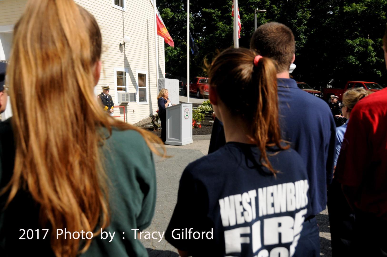 Photos: Georgetown Fire Department Hosts Firefighter