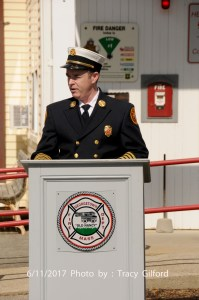 Photos: Georgetown Fire Department Hosts Firefighter Memorial Event With Neighboring Departments