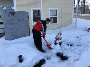 Georgetown Fire Department Asks Residents to Help Clear Hydrants Following Storm