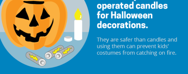 Georgetown Police and Fire Departments Provide Halloween Safety Tips