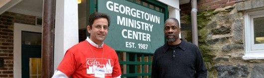GFTH volunteer and GMC Staff Member Will