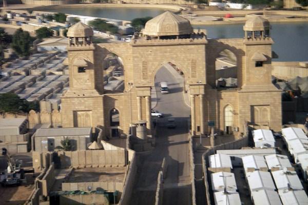 Baghdad, 2011. Photo courtesy of the GSSR editorial board