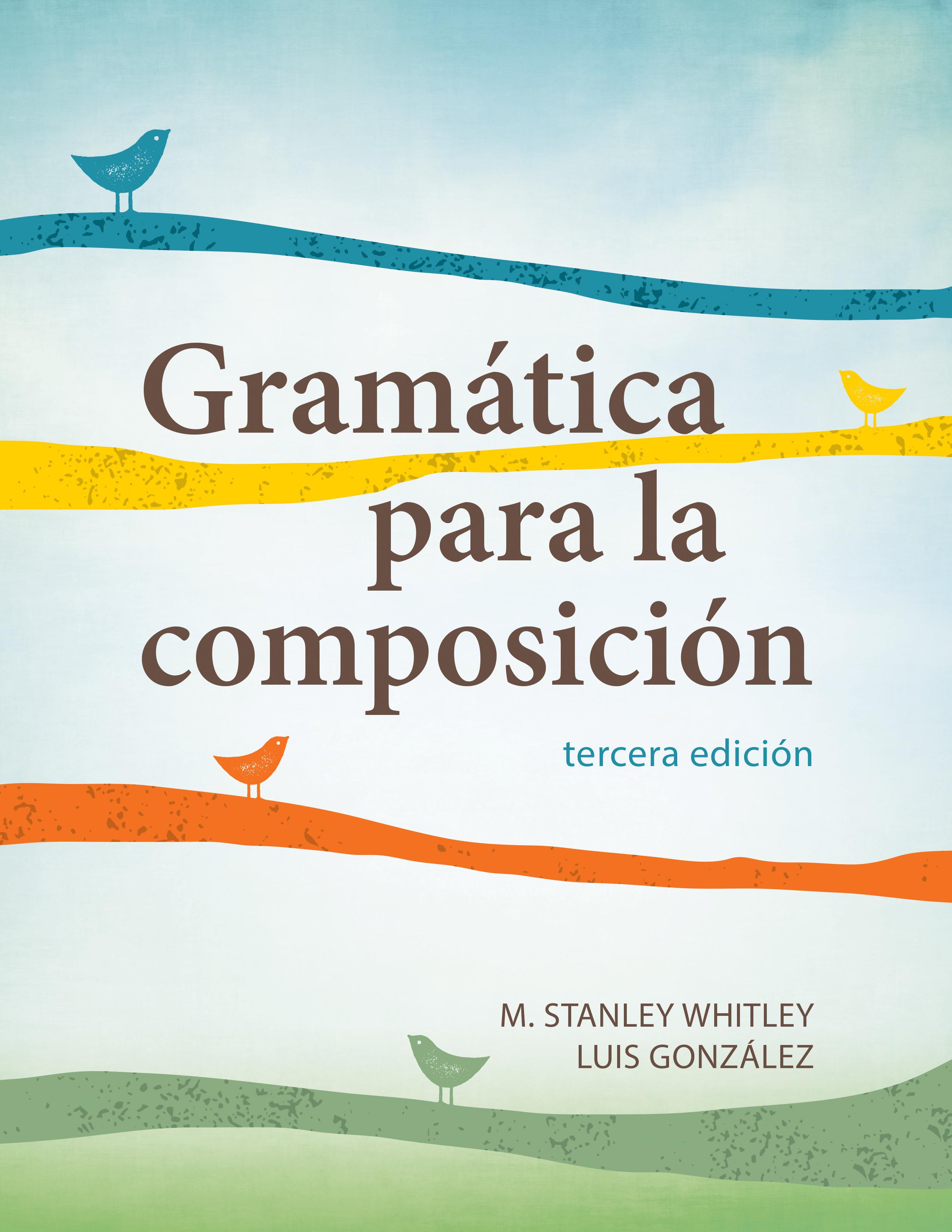 Gramática para la composición cover