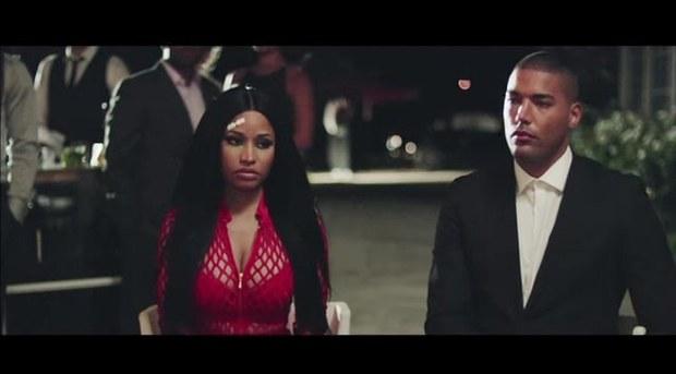 Nicki Minaj's Pinkprint Movie Sizzles