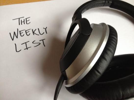 The Weekly List: Love Machine