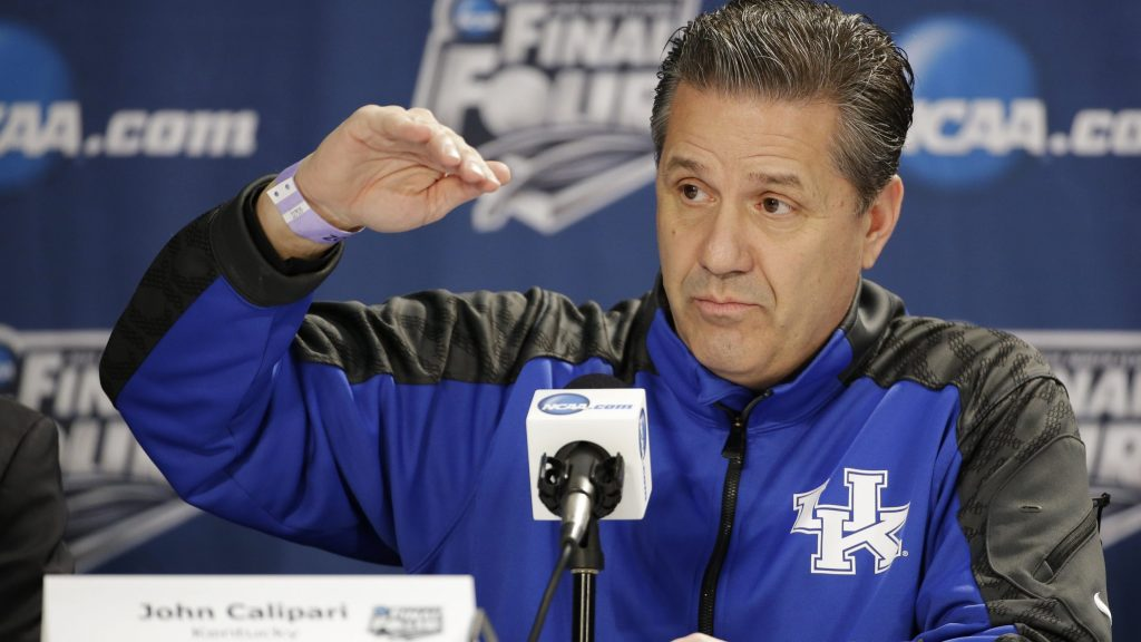The Case for Coach Cal