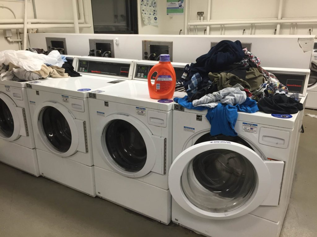 Office of Residential Living considers offering pre-paid laundry plan to students