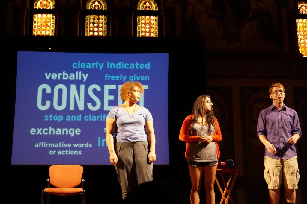 Beyond Title IX: Georgetown's changing conversation around sexual assault