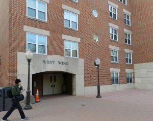 Village C West. Photo: Taryn Shaw/Georgetown Voice