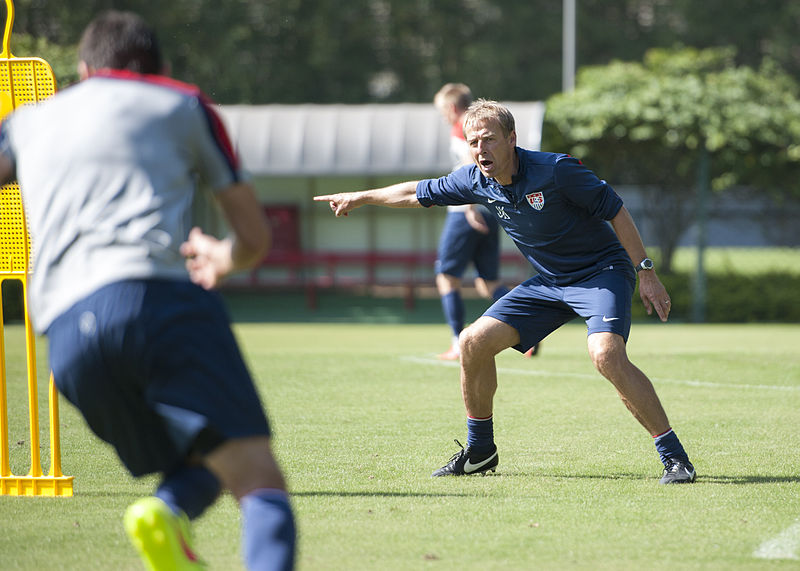 Soccer Politics: Klinsmann, Controversy and Culture