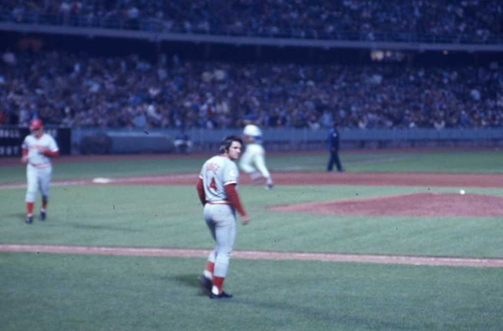 Pete Rose Should Definitely be in the Hall of Fame, Probably
