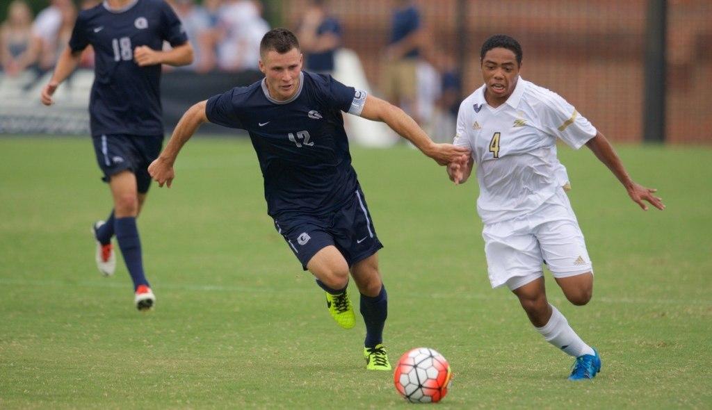 No End in Sight: Men's soccer defeats DePaul 1-0, extends unbeaten streak to 10