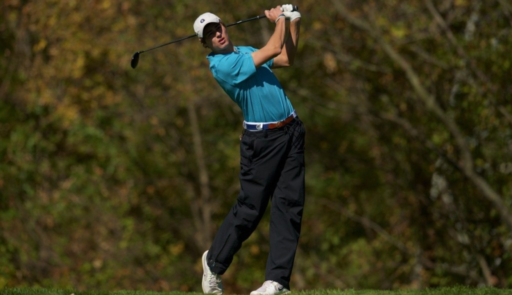 Four!: Men's golf finishes in fourth at Georgetown Intercollegiate