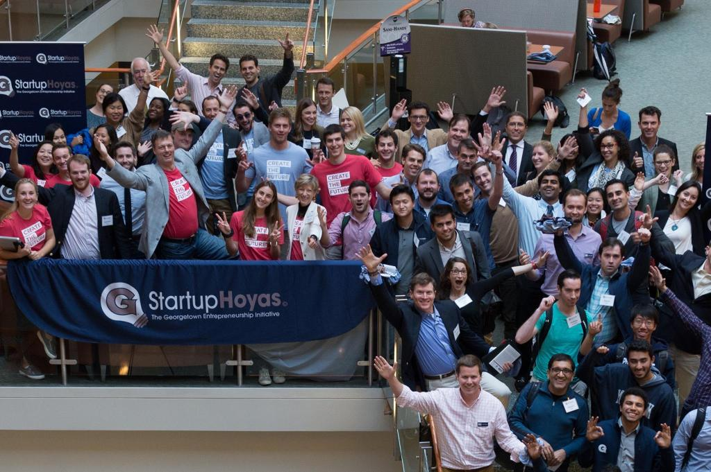 Sweetgreen founders kick off Startup Weekend, Startup Hoyas engage with student entrepreneurship