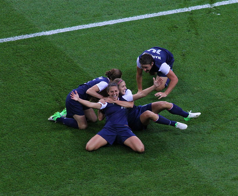 2015: A Year of Success for Women's Soccer in the U.S.