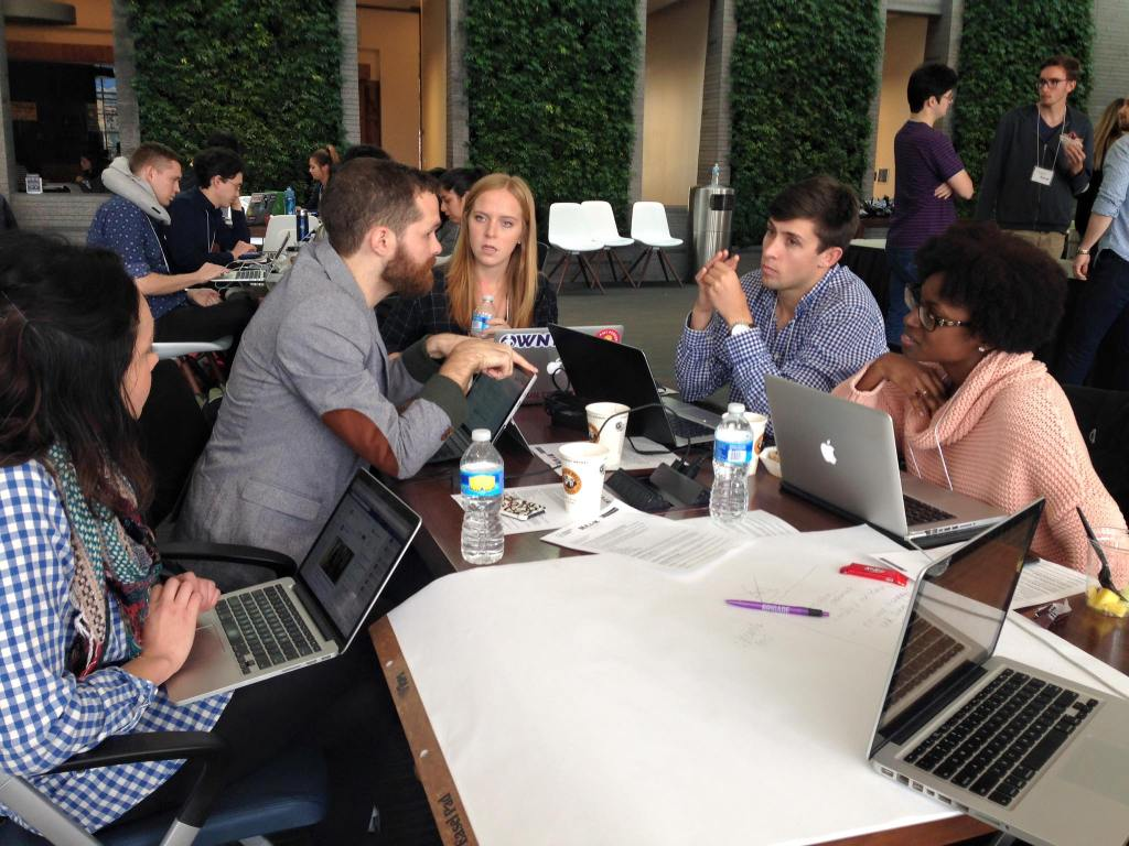 IPPS and Independent Journal co-host day-long software development competition in preparation for presidential debates
