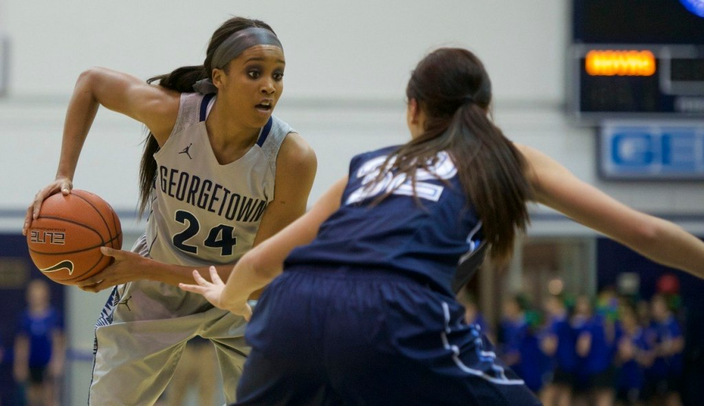 Women's Hoops Pre-Game Primer: Hoyas host Virginia Tech in home opener at McDonough