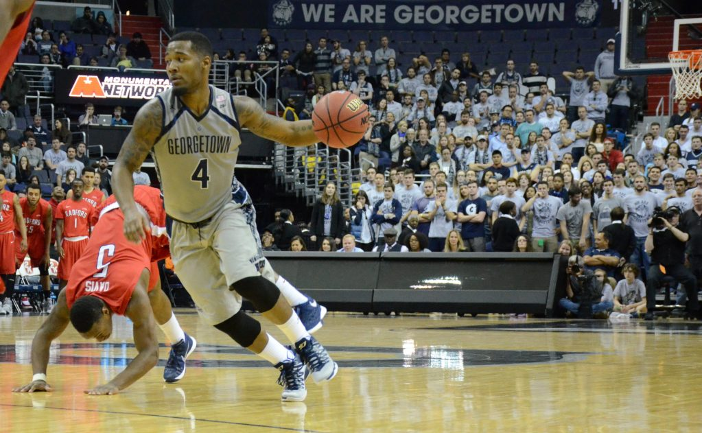 We Are Georgetown and You're Not: Hoyas and Blue Devils Battle in NY