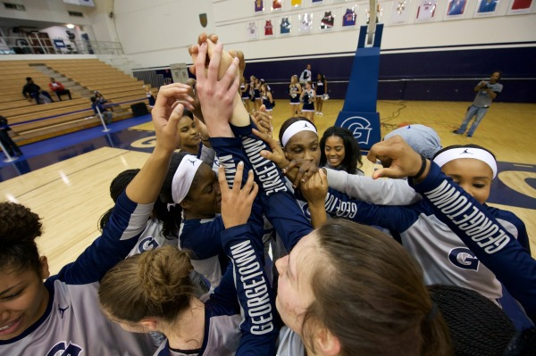 Women's Hoops Pre-Game Primer: Hoyas face Memphis away in Tennessee