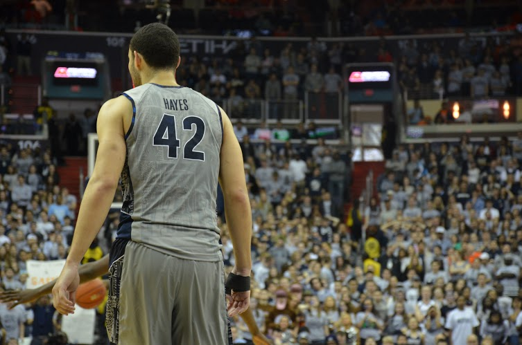 We Are Georgetown and You're Not: Hoyas look to continue winning ways against Brown