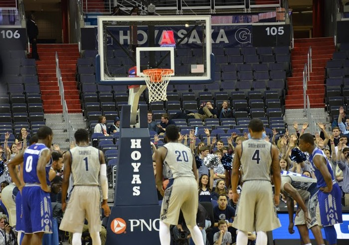 Imperfect Attendance: Men's basketball attendance falls 7.5 percent in 2015-2016