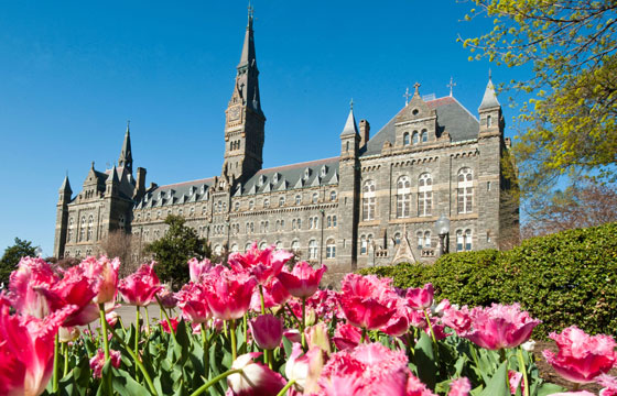 Meeting the Need: Why Georgetown Misses Out on Some Top Low-Income Students Every Year