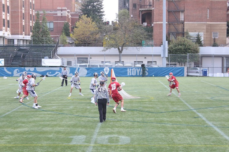 Men's Lax Weekend Roundup: Hoyas routed by No. 4 Denver