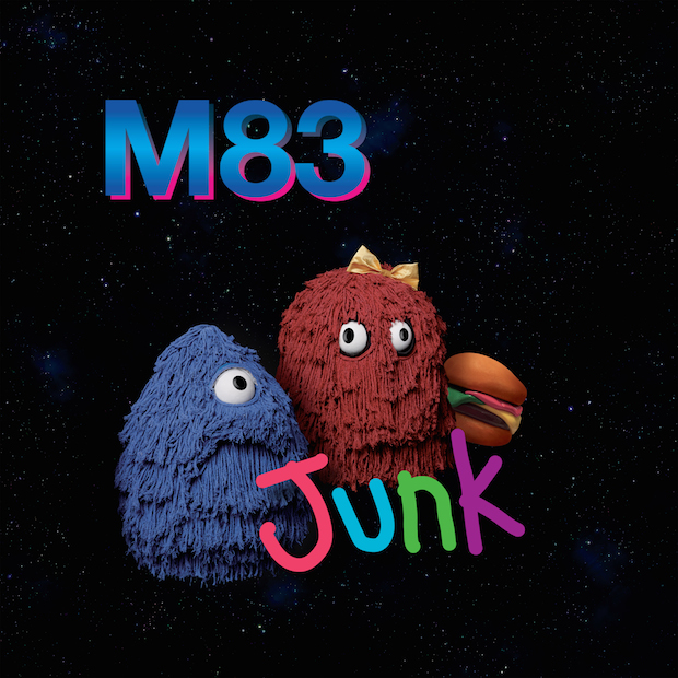 Critical Voices: M83, <i>Junk</i>