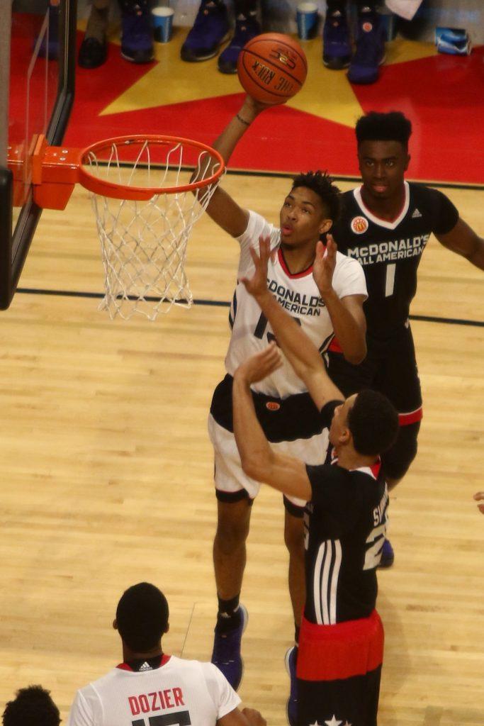 Halftime NBA Draft Preview: Brandon Ingram Scouting Report